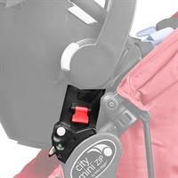 Baby Jogger City Mini Zip Buggy - Maxi-Cosi Adapter