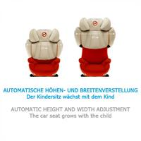 Cybex Solution Q2 fix Kindersitz 2016 Detaillierte Ansicht 02