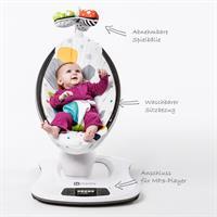 4moms 3D Babywippe mamaRoo 3 0 Plush Ausschnitt 04