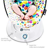 4moms Babyschaukel rockaRoo Plush Detailansicht 01