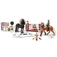 Schleich Adventskalender 2015 Pferde oder bayala w Detaillierte Ansicht 02