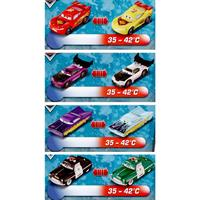 Mattel Disney Pixar Cars Farbwechsel Fahrz CKD15 Detailansicht 01