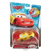 Mattel Disney Pixar Cars Farbwechsel Fahrz. CKD15 Lightning McQueen