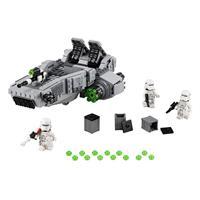 Lego Star Wars First Order Snowspeeder 75100 Detailansicht 01