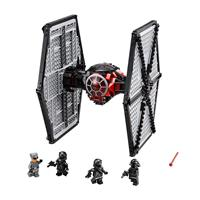 Lego Star Wars First Order Special Forces TIE Figh Detailansicht 01
