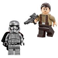 Lego Star Wars First Order Transporter 75103 Detail Ansicht 07