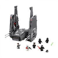 Lego Star Wars Kylo Ren's Command Shuttle 75104 Detailansicht 01