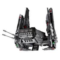 Lego Star Wars Kylo Ren's Command Shuttle 75104 Detaillierte Ansicht 02