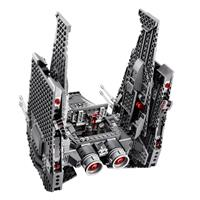 Lego Star Wars Kylo Ren's Command Shuttle 75104 Ansichtsdetail 03