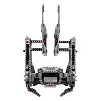 Lego Star Wars Kylo Ren's Command Shuttle 75104 Ausschnitt 04