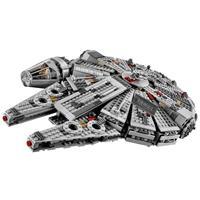 Lego Star Wars Millennium Falcon 75105 Ansichtsdetail 03
