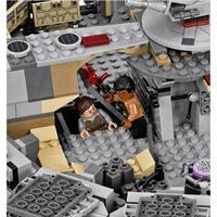 Lego Star Wars Millennium Falcon 75105 Ausschnitt 04