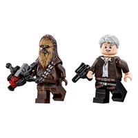 Lego Star Wars Millennium Falcon 75105 Auszug 06