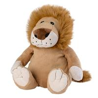 Greenlife Value Warmies Beddy Bears warming toy with lavender-grain-filling, lion