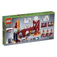 Lego Minecraft Die Netherfestung Detailansicht 01