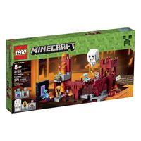 Lego Minecraft Die Netherfestung