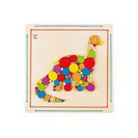 Hape Bastel-Set Dino-Mosaik