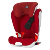 Britax Römer KIDFIX II XP Child Carseat 2018 Flame Red