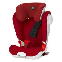 Britax Römer KIDFIX II XP SICT Design 2016 Flame Red