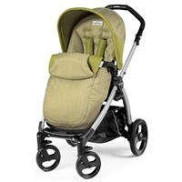 Peg Perego BOOK plus silber Kinderwagen Buggy Green Tea