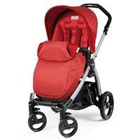 Peg Perego BOOK plus silber Kinderwagen Buggy Sunset