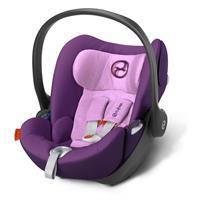 Cybex Cloud Q Babyschale Grape Juice Platinum Line
