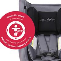 Casualplay Bicare Fix Kindersitz Gr 0+/1 Ansichtsdetail 03