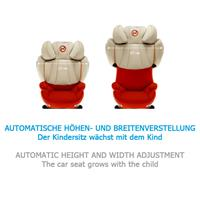 Cybex Solution Q2 fix Kindersitz 2015 Detaillierte Ansicht 02