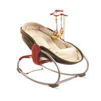 Tiny Love Baby Schaukel Wippe Napper in Braun Ansichtsdetail 09