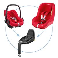 Maxi Cosi 2way Family 2016 Origami Red