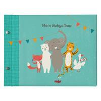 Haba Mein Babyalbum, türkis