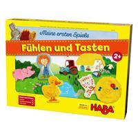 Haba Meine ersten Spiele – Fühlen und Tasten