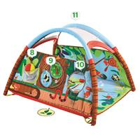 Tiny Love Spieldecke Gymini Developlace Ausschnitt 04