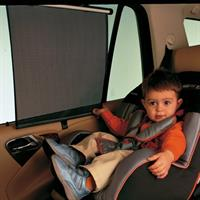 Brevi Sun Blind für Car Windows - Universal Fit, easy and fast mounting