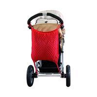 Sunny Baby Universalnetz für Jogger mit Sichtschutz - Farbe: SCHWARZ