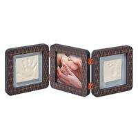 BabyArt My Baby Touch für Hand-/Fußabdruck 3-teilig Limited Copper Edition Black