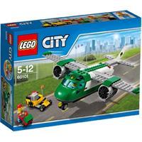 LEGO City 60101 Flughafen-Frachtflugzeug