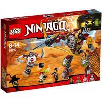 LEGO NINJAGO 70592 Gold Digger M.E.C.
