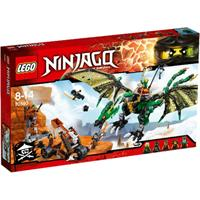 LEGO NINJAGO 70593 Der Grüne Energie-Drache