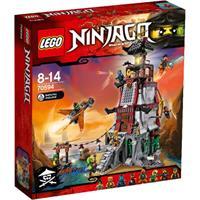LEGO NINJAGO 70594 Die Leuchtturmbelagerung