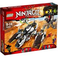 LEGO NINJAGO 70595 Ultra-Tarnkappen-Fahrzeug