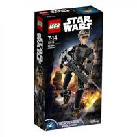 Lego Star Wars Action Figure Sergeant Jyn Erso