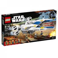 Lego Star Wars Play Set Rebel U-Wing Fighter