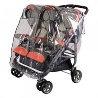 Sunny Baby Raincover for Twin Buggy