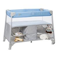 Fillikid Baby Bed Store Light Blue