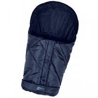 Altabebe Winterfußsack für Babyschale AL2003 Deep Blue Uni