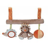 Nattou Maxi Toy Little Garden Igel für Babyschale oder Babywippe