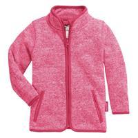 Playshoes Strickfleece-Jacke Pink Gr. 104