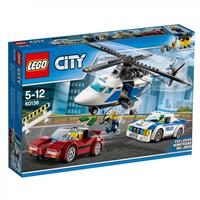 LEGO City Rapid chase