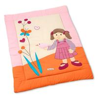 Sterntaler Play mat with squeaker Laura